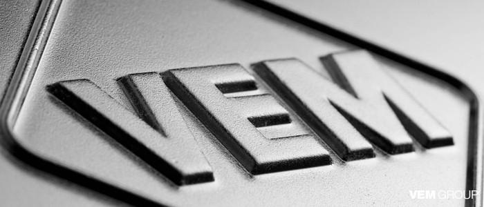 Startscreen Vem Group