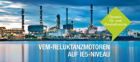 Synchron-Reluktanzmotor auf IE5-Niveau
